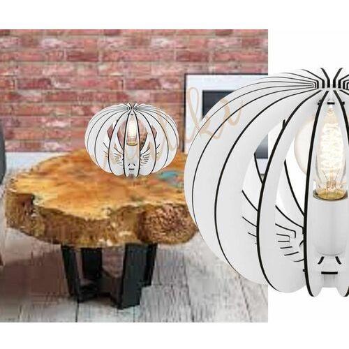 Lampka stołowa - nocna Ø30 1xE27