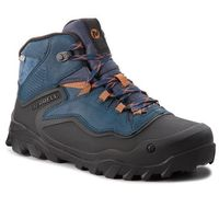 Trekkingi MERRELL - Overlook 6 Ice+ Wp J42597 Blue Wing, kolor niebieski