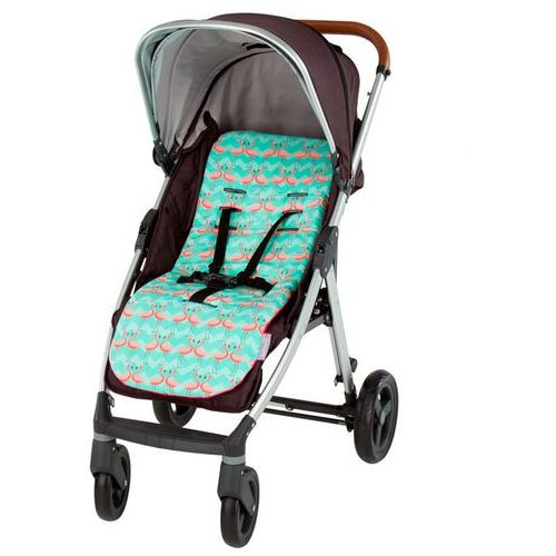 Cuddleco wkładka do wózka comfi-cush, flamingo