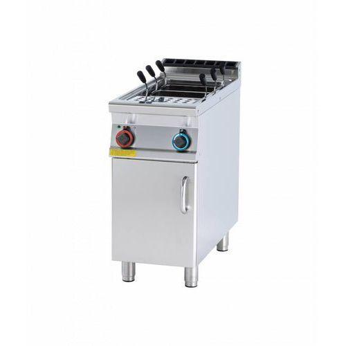 Urządzenie do gotowania makaronu elektryczne | 40l | 13500w | 400x900x(h)900mm marki Rm gastro