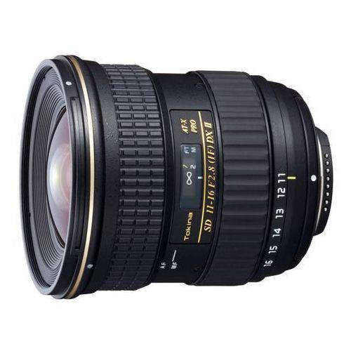af 11-16mm f2.8 at-x 116 pro dx ii nikon marki Tokina