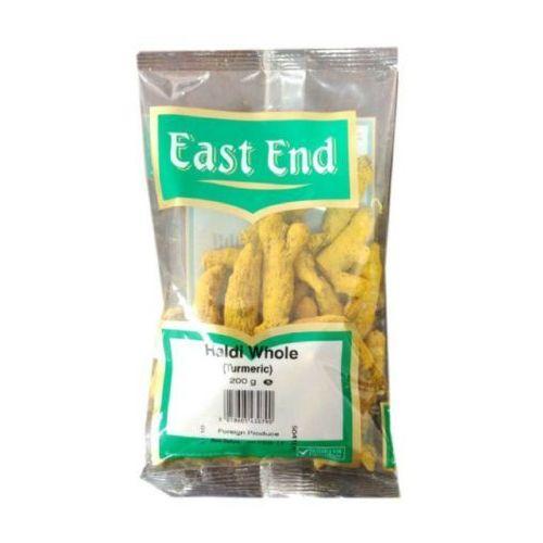 Korzeń kurkumy 200g marki East end