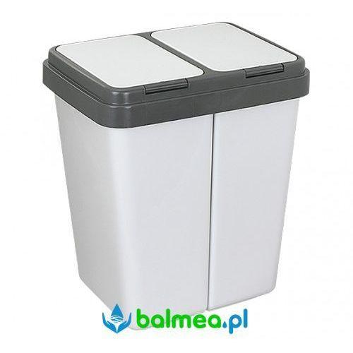 Kosz do segregacji śmieci BALMEA Ecobin, ECOBIN