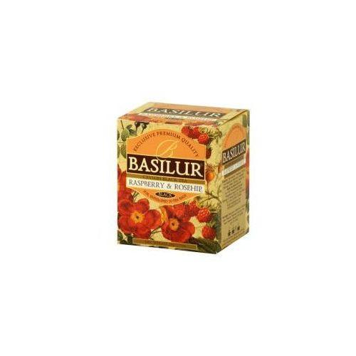 Herbata Magic Fruits Malina i dzika róża w saszetkach 10x2g