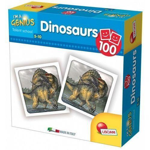 I'm a Genius Memoria 100 Dinosaurs -