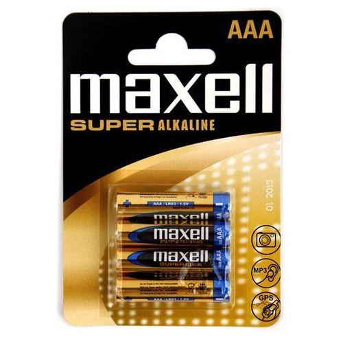 Maxell Baterie alkaliczne  lr06/aaa