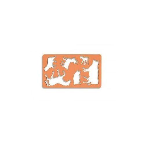 Szablon zwierzęta gospodarskie mały - Koh-I-Noor (8593540110480)