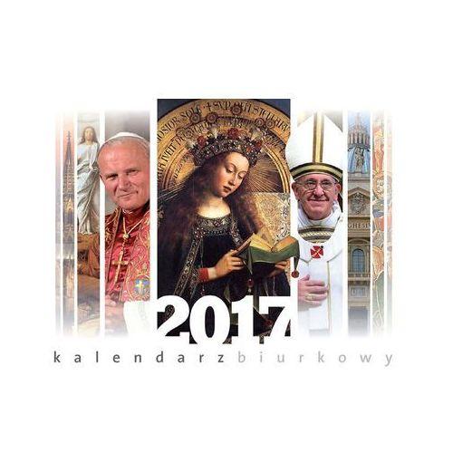 Kalendarz 2017 biurkowy wyprodukowany przez Praca zbiorowa