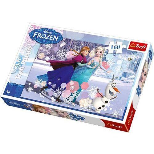 Kraina Lodu Puzzle 160