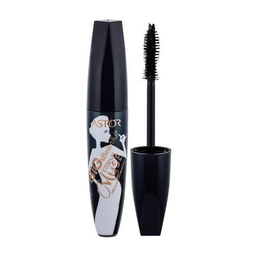 Astor big & beautiful eternal muse tusz do rzęs nadający kształt odcień 910 ultra black (lash sculpting mascara) 12 ml