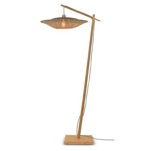 lampa podłogowa mała kalimantan 60x15 kalimantan/f/ad/n/15/bn marki Good&mojo