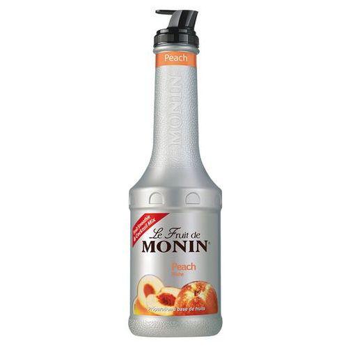 Puree  peach- brzoskwiniowy 1l, marki Monin