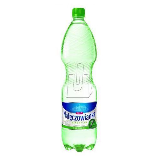6x1,5l woda mineralna gazowana marki Nałęczowianka
