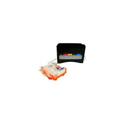 System stałego zasilania ciss do canon pixma pgi-520/cli-521 5 kolorów marki Atramentówka