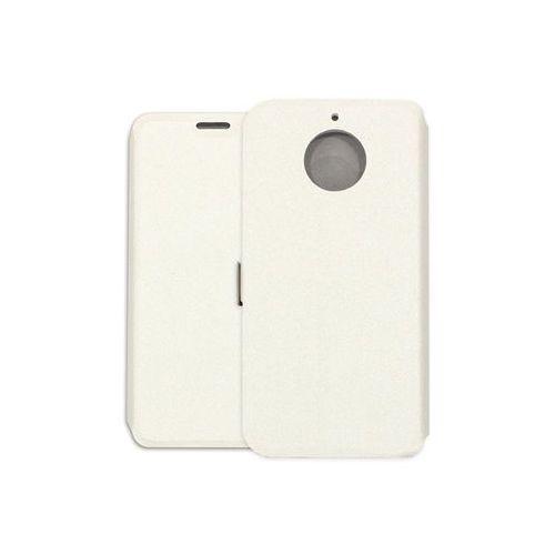 Motorola Moto G5s - etui na telefon Wallet Book - biały, kolor biały