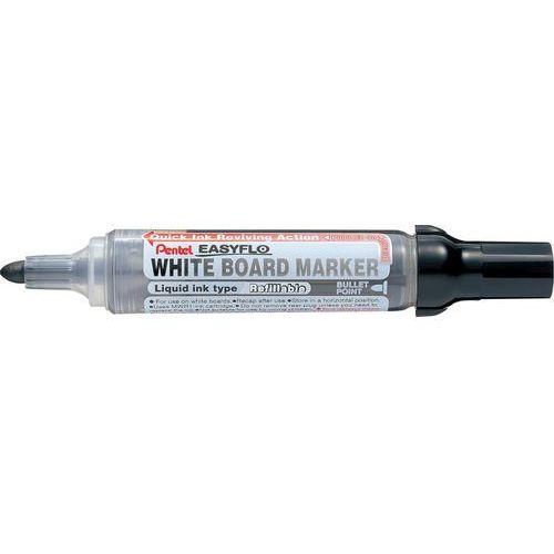 Pentel Marker suchościeralny easyflo mw50m czarny