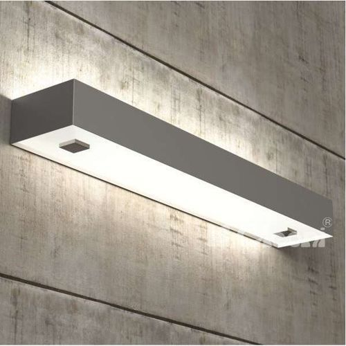 Kinkiet LAMPA ścienna GOES 1148K62+kolor Cleoni prostokątna OPRAWA belka nad lustro, 1148K62+kolor