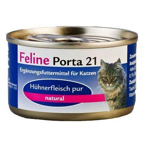 Feline Porta 21, 6 x 156 g - Tuńczyk z aloesem