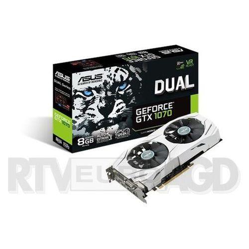 ASUS GeForce GTX1070 Dual 8GB GDDR5 256 bit, DUAL-GTX1070-8G
