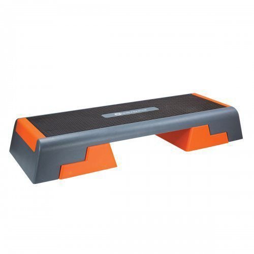 Hms As007 black/orange step do aerobiku premium