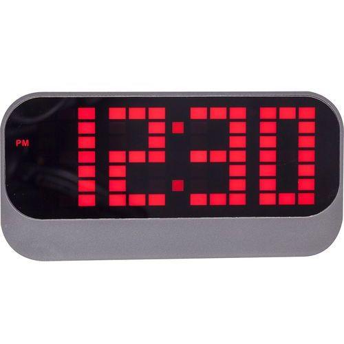 Budzik cyfrowy LED Loud Alarm Nextime czerwony (5211 RO) (8717713022176)