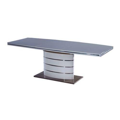Stół FANO 100x180(240) biały rozkładany