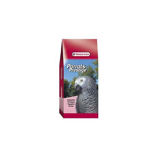 prestige parrots pokarm dla dużych papug 15kg od producenta Versele laga
