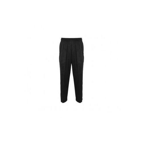 Spodnie kucharskie męskie czarne marki Nino cucino