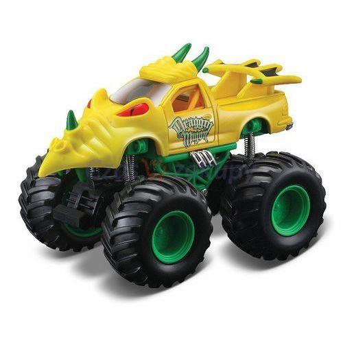 Maisto Earth Shockers Monster Trucks Draggin Wagon