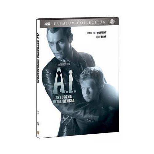 A.i. sztuczna inteligencja premium collection  7321910348130 wyprodukowany przez Galapagos films