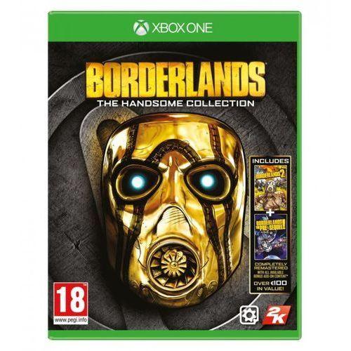 OKAZJA - Borderlands The Handsome (Xbox One)