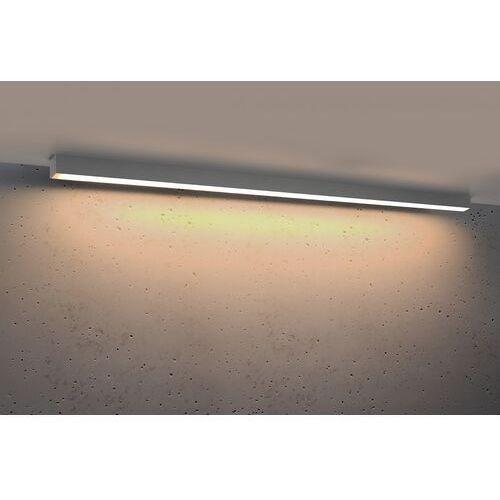 Sollux lighting Plafon pinne 1450 alu, 3000k, 48w
