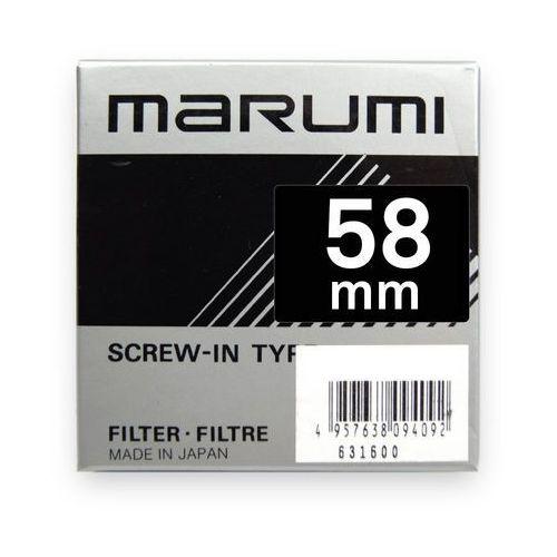 Filtr Marumi Circular PL/ND16 58mm (MCPLND(16)58 CREATION) Darmowy odbiór w 21 miastach!