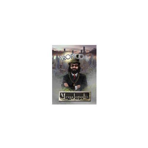 Tropico 4 Megalopolis (PC)