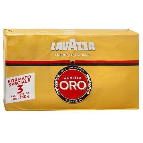 Lavazza qualita oro 100% arabica 9 x 0,25 kg mielona (8000070019133)