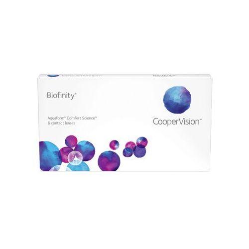 Biofinity 6 szt., 125