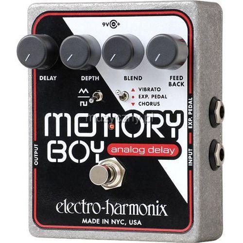 Electro Harmonix Memory Boy analog echo/chorus/vibrato