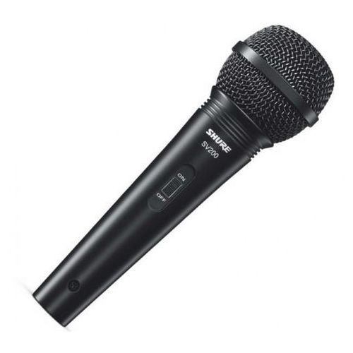 SHURE SV 200 -  dynamiczny z kategorii Mikrofony
