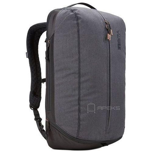 "Thule Vea 21L plecak miejski / torba na laptop 15,6"" / Black - Black, kolor czarny"