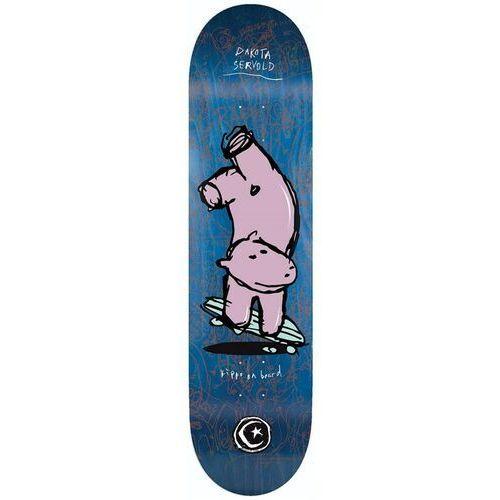 Deska - servold hippo (multi) rozmiar: 8.25 marki Foundation