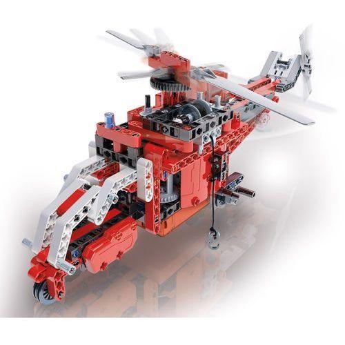 Clementoni Laboratorium mechaniki pojazdy ratunkowe   5 modeli - pojazdy ratunkowe helikopter