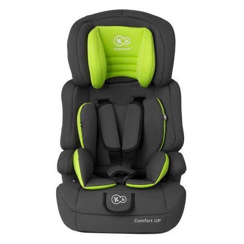 Kinderkraft Fotelik samochodowy comfort up 9-36 kg zielony - (5902021219643)
