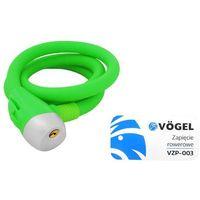 Zapięcie rowerowe VOGEL VZP-003 Zielony + Trzecie akcesorium gratis! + Zamów z DOSTAWĄ W PONIEDZIAŁEK!
