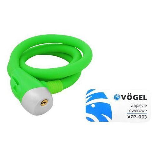Zapięcie rowerowe VÖGEL VZP-003 Zielony (5902270720686)