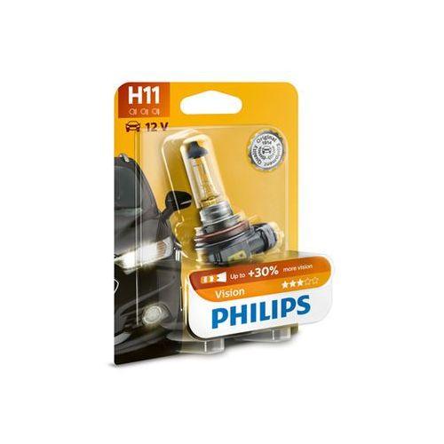 Philips Żarówka samochodowa vision 12362prb1 h11 pgj19-2/55w/12v