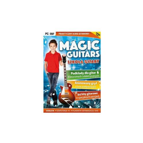 Magic Guitars Szkoła Gitary PC-DVD