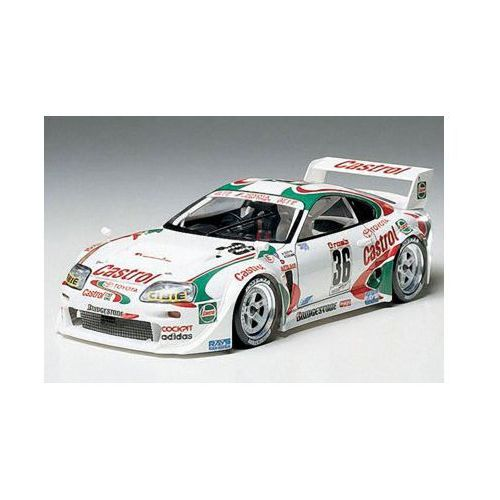 TAMIYA Castrol Toyota Toms Supra GT