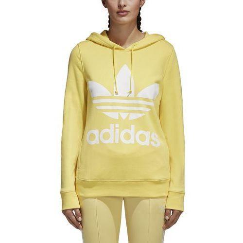 Bluza z kapturem adidas Trefoil CE2413, bawełna
