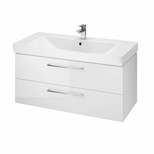 CERSANIT set B309 szafka Lara biała + umywalka Mille 100 S801-330 (5901771004349)