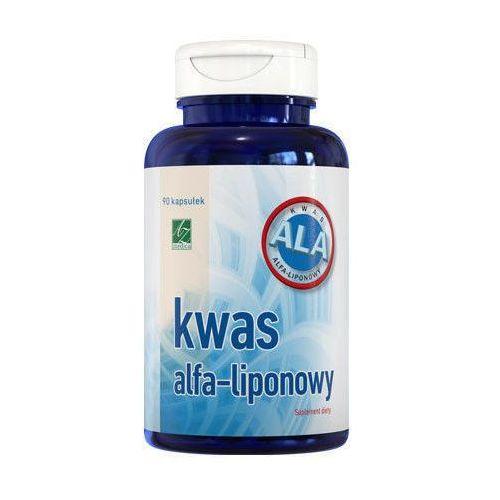 Kapsułki Kwas Alfa-Liponowy 90 kapsułek